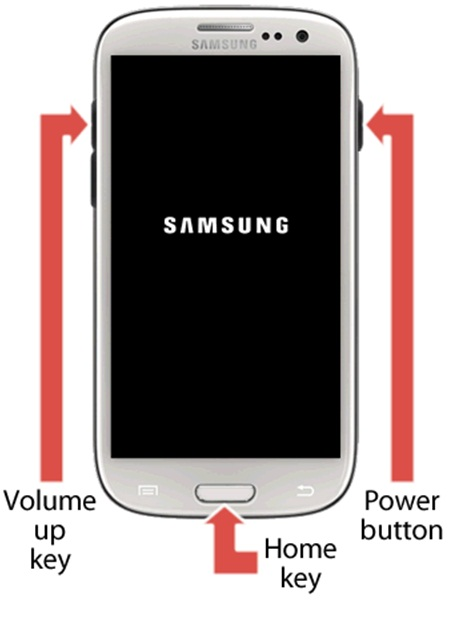 How To Recover Contacts From Black Screen Samsung Galaxy J Series
